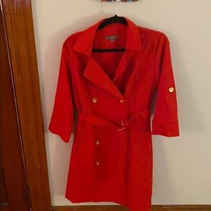 Sharago size 10 red dress
